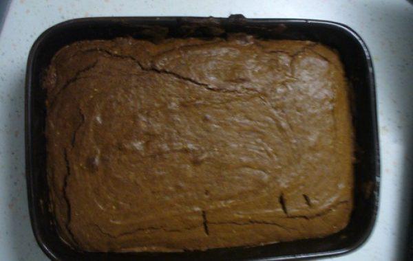 Le brownie de mélissa