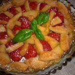 Tarte fine fraises/melon