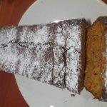 Gâteau courge-noix de coco (ou potimarron)