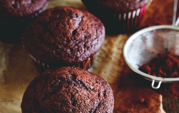 Mini muffins choco-noisettes