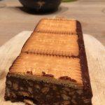 Gâteau aux petits-beurre ou Sylvabelle