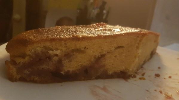 Gâteau à la gelée de groseille de joelle