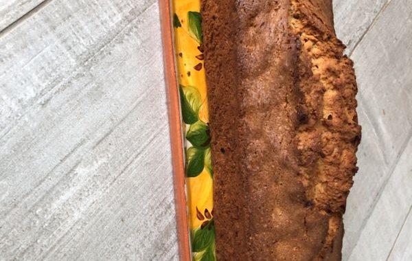 Cake aux Fruits Secs et au Miel de Sapin
