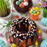 Gâteau aux restes de pâques
