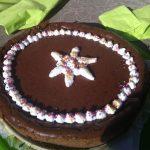 Cheesecake au chocolat (26ème rencontre marmiton)