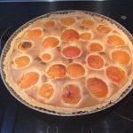 Tarte amandine aux abricots facile