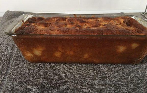 Petits gâteaux fondants pommes – miel – cannelle