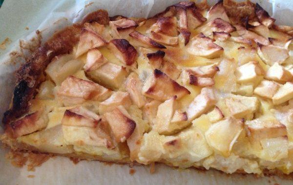 Délicieuse tarte aux pommes améliorée