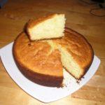 Gâteau au vin blanc de ma grand-mère