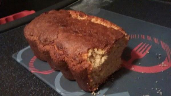 Gâteau moelleux aux amandes façon gâteau au yaourt