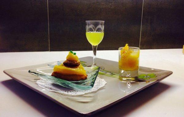 Tartelettes citron au dôme framboise