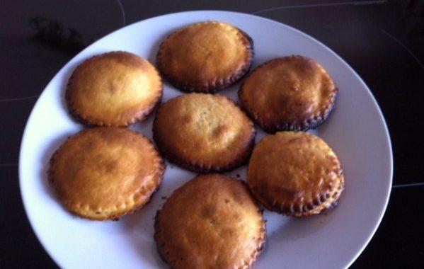 Tartelettes sablées au nutella