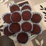Mini gâteaux choco-amandes (sans gluten)
