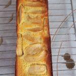 Gâteau aux pommes et au yaourt