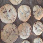 Cookies moelleux chocolat, noix de pécan et sirop d'érable