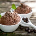 Mousse au chocolat extra légère
