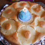 Gâteau exquis à l'ananas