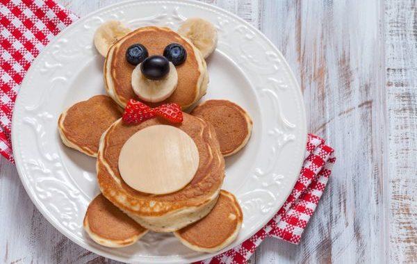 Crumpets (ou pancakes neutres)