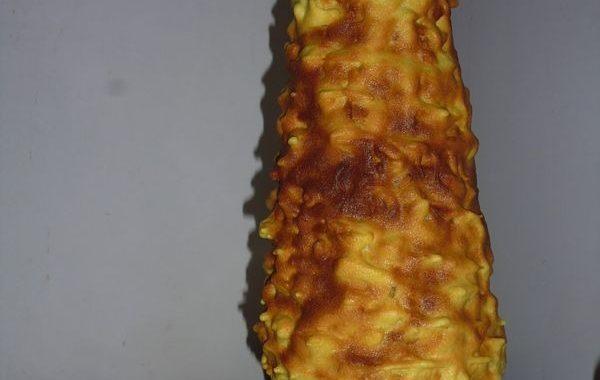 Gâteau de crèpe à la broche ou caltalambrochat