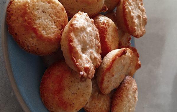 Mandinettes (petits biscuits à l'amande)