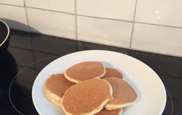 Pancakes diététiques