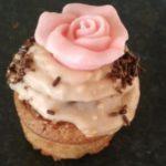 Cupcake praliné sans gluten