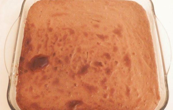 Brownie aux pistaches et à la fève tonka