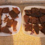 Brownies minute à la pâte à tartiner