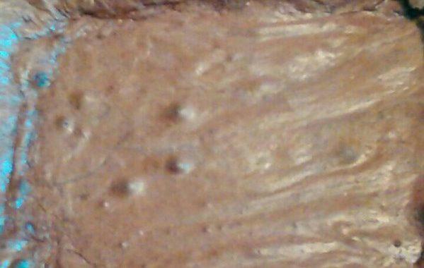 Brownie gourmand aux noix et pistaches