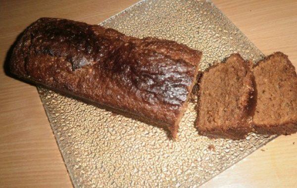 Cake chocolat praliné