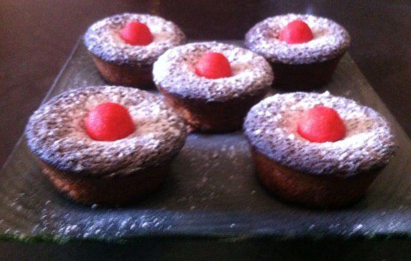 Mini gateau aux fraises Tagada