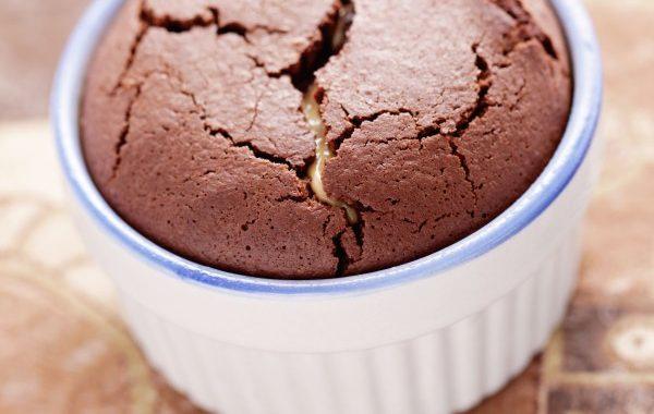 Fondant au chocolat ultra facile