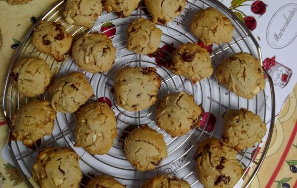 Cookies végétaliens