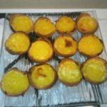 Mini bouchées citronnées