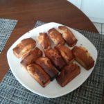 Mini cake ananas-rhum