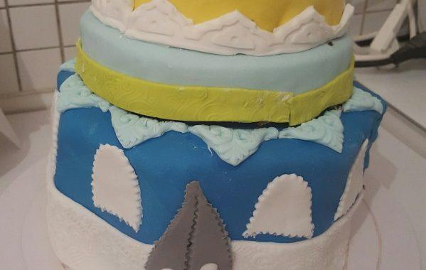Gâteau au yaourt spécial anniversaire