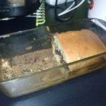 """Cake aux noix """"nutella"""""""
