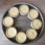 Crèmes aux œufs Vanille