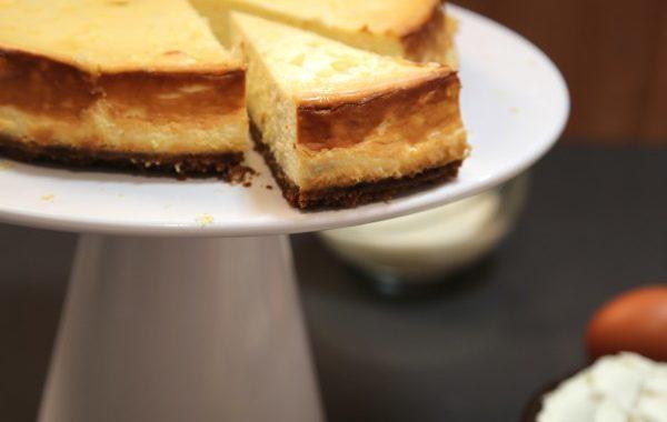 Mon cheesecake préféré