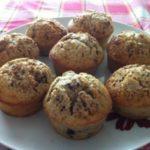 Muffins chocolat noisette fondants