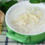 Soupe au lait et vermicelles