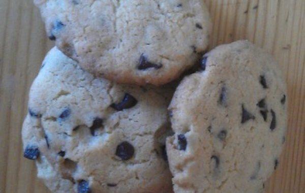 Cookies aux raisins et chocolat