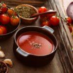 Soupe tomate rapide