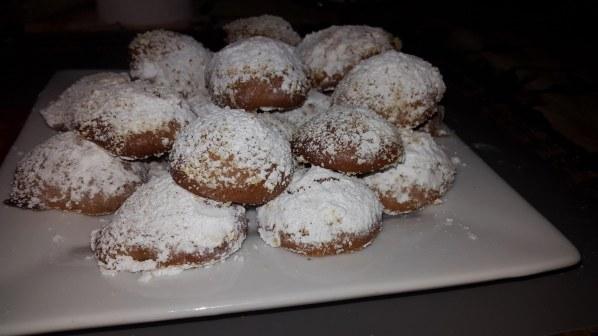 Petits gâteaux chocolat-banane croquants et moelleux