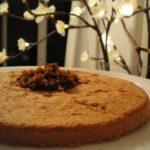 Gâteau au sirop d'érable et aux pépites de chocolat