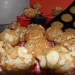 Muffin chocolat fruits secs