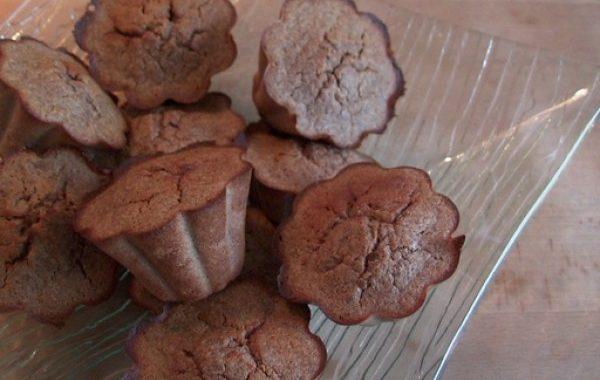 Muffins saveurs d'automne : à la chataigne et noisette