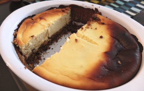 Cheesecake facile aux Petits Beurre