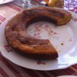 Gâteau à la mangue