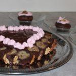 Gâteau choco bananes noix de RobinCook